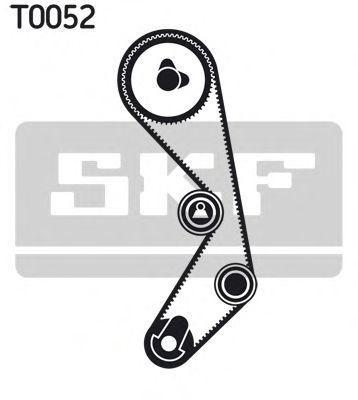 Ремкомплект ремня ГРМ SKF VKMA 02410