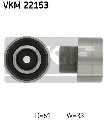 Ролик направляющий SKF VKM22153