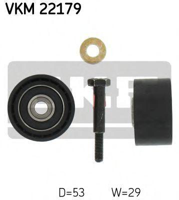 Ролик направляющий SKF VKM22179