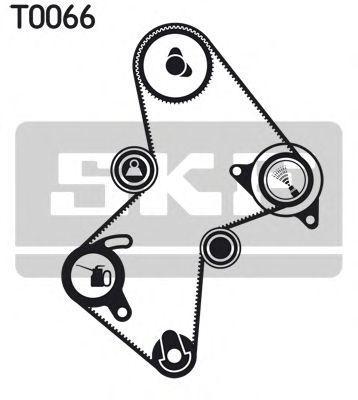 Ремкомплект ремня ГРМ SKF VKMA06111