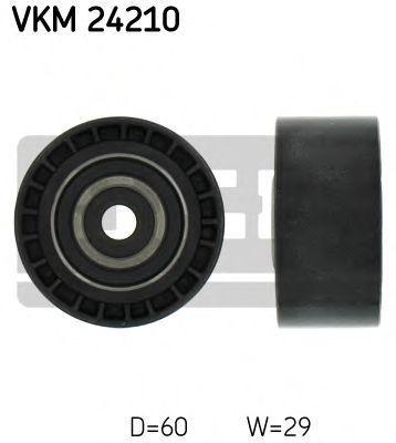 Ролик натяжителя ремня SKF VKM24210