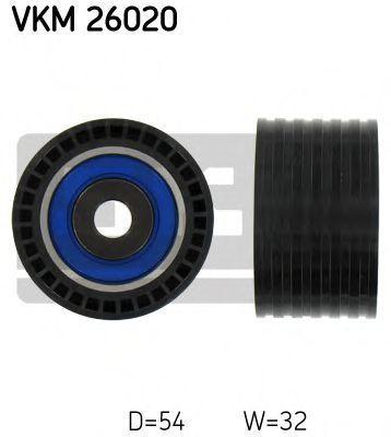 Ролик ведущий SKF VKM26020