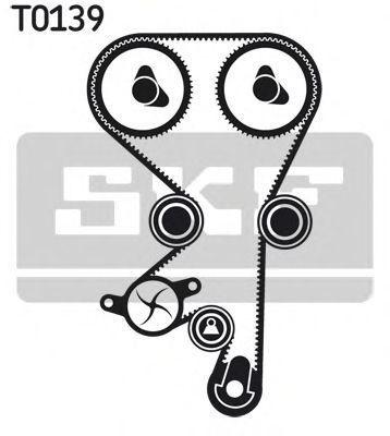 Ремкомплект ремня ГРМ SKF VKMA 05150