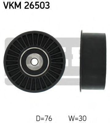 Ролик натяжителя ремня SKF VKM26503