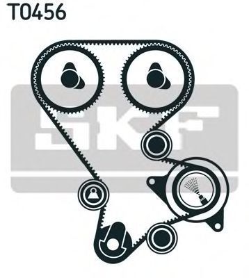 Ремкомплект ремня ГРМ SKF VKMA94508