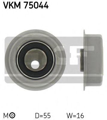 Ролик натяжителя ремня SKF VKM75044