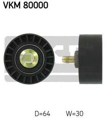 Ролик натяжителя ремня SKF VKM80000