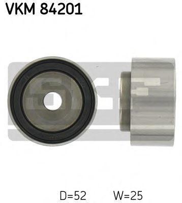 Ролик натяжителя ремня SKF VKM84201