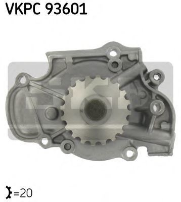 Насос водяной SKF VKPC 93601