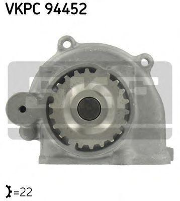 Насос водяной SKF VKPC 94452