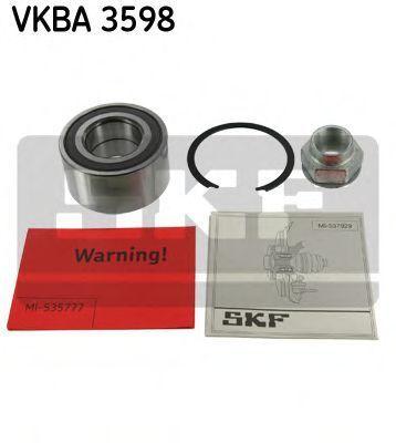 Подшипник ступицы колеса комплект SKF VKBA 3598