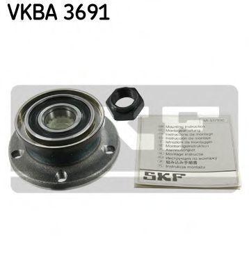 Подшипник ступицы комплект SKF VKBA 3691