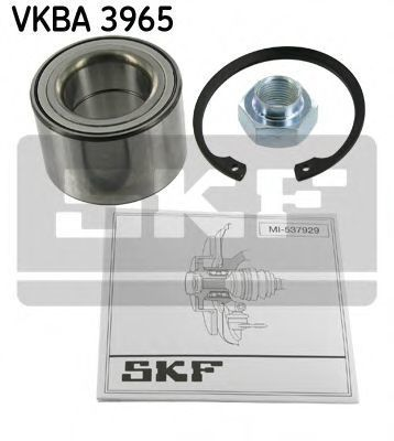Подшипник ступицы комплект SKF VKBA3965