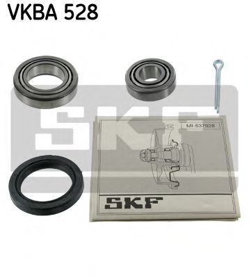Подшипник ступицы колеса SKF VKBA 528