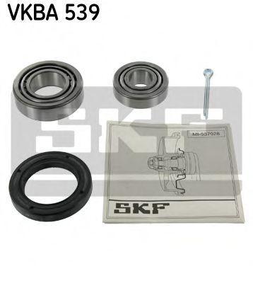 Подшипник ступицы колеса комплект SKF VKBA 539
