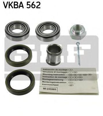 Підшипник маточини колеса комплект SKF VKBA 562