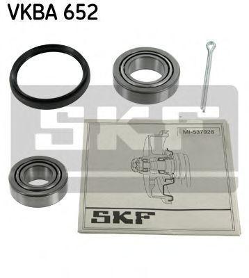 Подшипник ступицы колеса комплект SKF VKBA 652