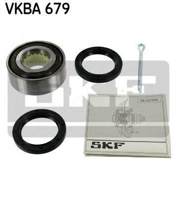 Комплект подшипника ступицы колеса SKF VKBA679