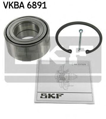 Подшипник ступицы комплект SKF VKBA6891