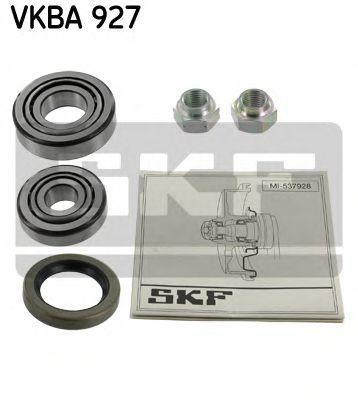 Комплект подшипника ступицы колеса SKF VKBA927