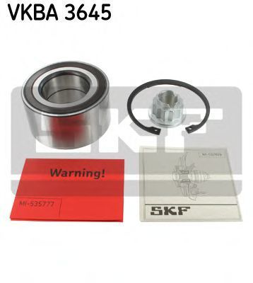 Подшипник ступицы SKF VKBA 3645