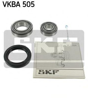 Подшипник ступицы комплект SKF VKBA 505