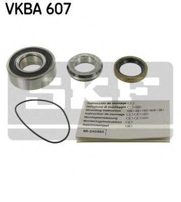 Подшипник ступицы комплект SKF VKBA607