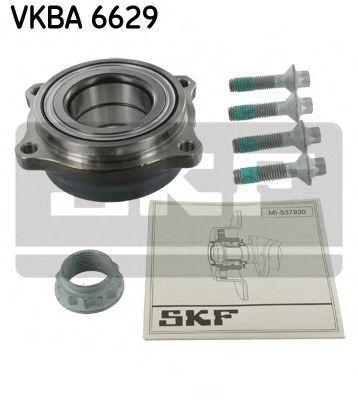 Подшипник ступицы колеса комплект SKF VKBA6629