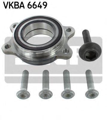 Подшипник ступицы колеса комплект SKF VKBA 6649