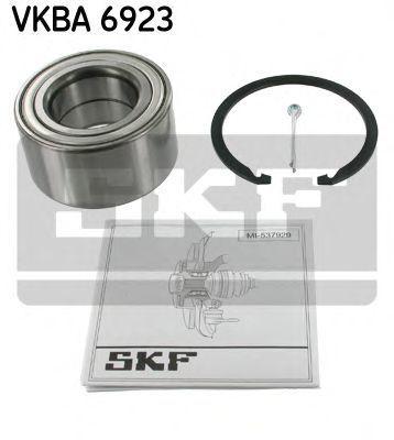 Подшипник ступицы колеса комплект SKF VKBA 6923