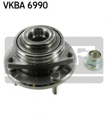 Подшипник ступицы комплект SKF VKBA 6990