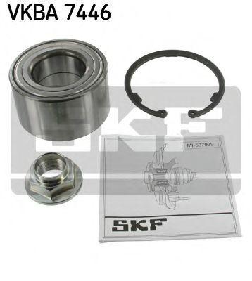 Подшипник ступицы комплект SKF VKBA7446