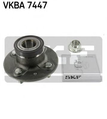 Подшипник ступицы комплект SKF VKBA7447
