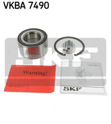 Подшипник ступицы колеса комплект SKF VKBA 7490
