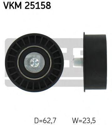 Ролик направляющий SKF VKM25158