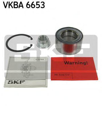 Подшипник ступицы комплект SKF VKBA6653