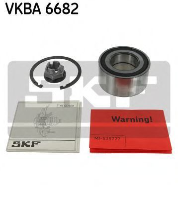 Подшипник ступицы комплект SKF VKBA6682