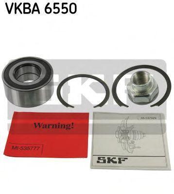 Подшипник ступицы комплект SKF VKBA6550