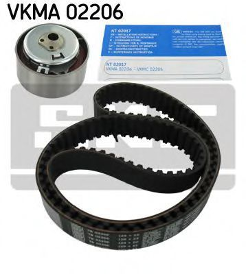 Ремкомплект ремня ГРМ SKF VKMA 02206