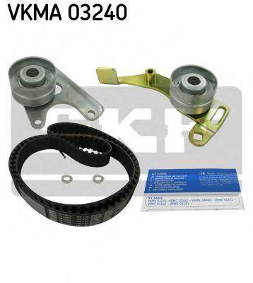 Ремкомплект ремня ГРМ SKF VKMA03240