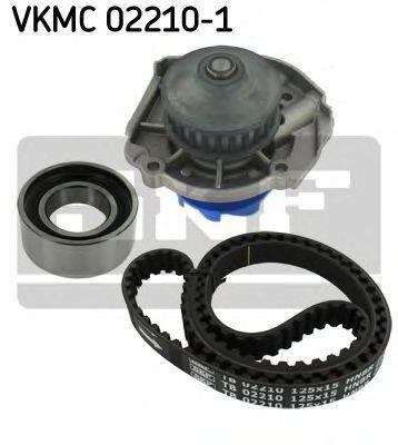 Насос водяной с ремнем и роликом SKF VKMC022101