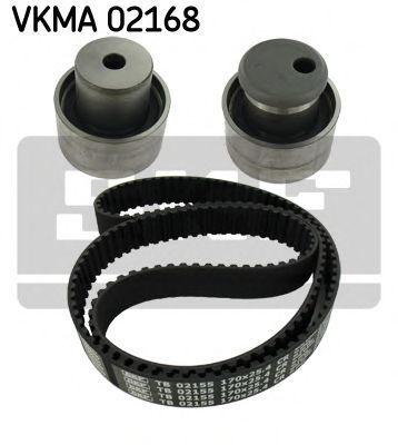 Комплект ремня ГРМ SKF VKMA02168