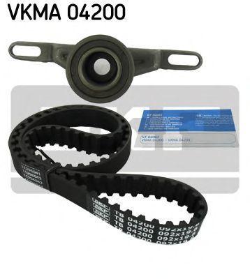 Ремкомплект ремня ГРМ SKF VKMA 04200