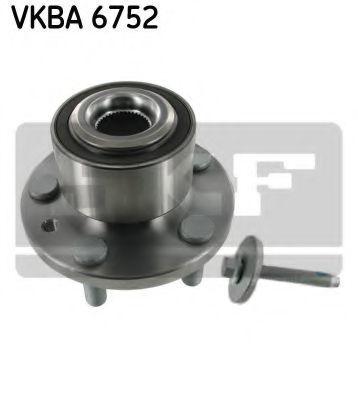 Подшипник ступицы колеса комплект SKF VKBA 6752