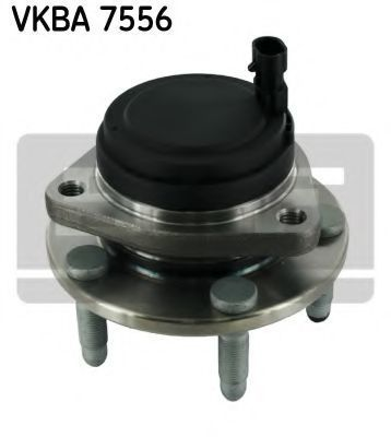 Комплект подшипника ступицы колеса SKF VKBA7556