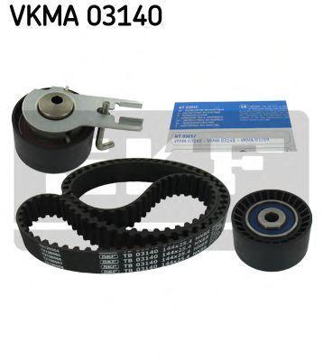 Ремкомплект ремня ГРМ SKF VKMA 03140