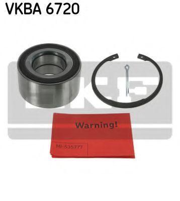 Подшипник ступицы комплект SKF VKBA 6720