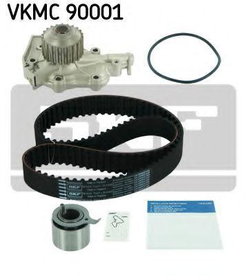 Насос водяной ролик ремень SKF VKMC90001
