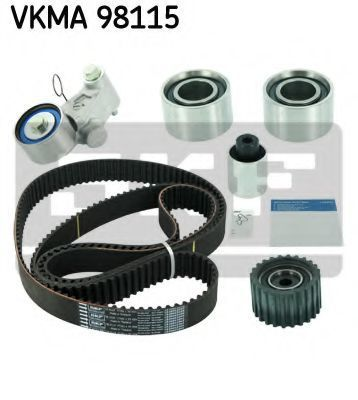 Ремкомплект ремня ГРМ SKF VKMA98115