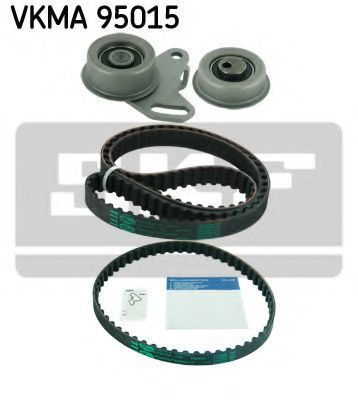 Диск тормозной SKF VKMA95015